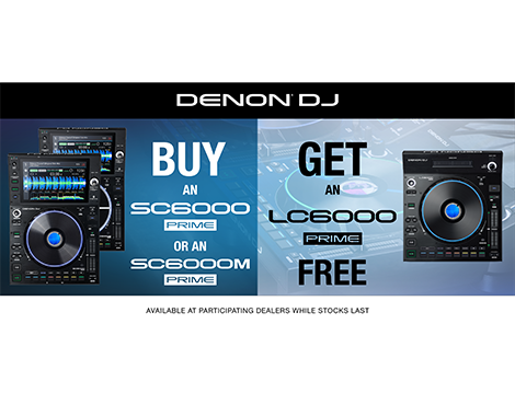 PRIME 4 - Dj ALL-IN-ONE Lösung