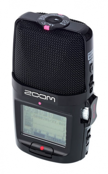 ZOOM H2n - Handy Recorder