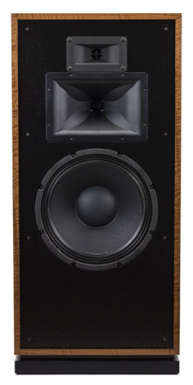 Klipsch Forte III California Black Walnut - VERKAUFT