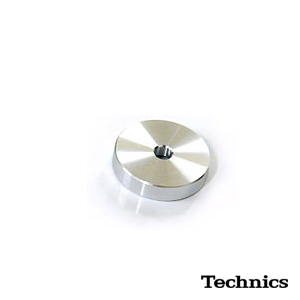 Technics OrginalSingle Adaptor (Puck) für 7 Singles