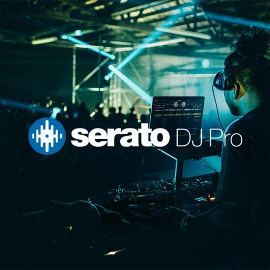 Serato DJ Pro Software Lizenz