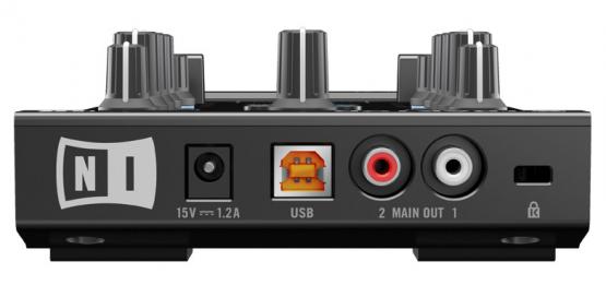 NI Traktor Kontrol Z1 +Taktor3 Dj Pro Software