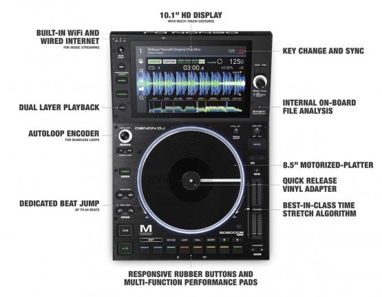Denon DJ - SC6000M Prime