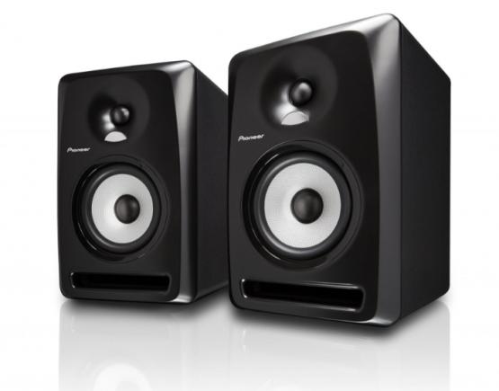 Pioneer S-DJ50X Black (Paar), verfügbar