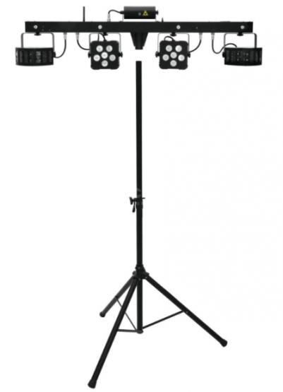Licht Set - Mietpreis