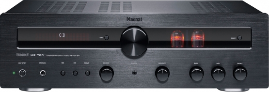Magnat MA 780 - HiFi Hybridreceiver mit Bluetooth DEAL