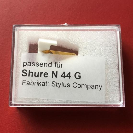Shure N-44-7 Ersatznadel - Replica Swiss Made