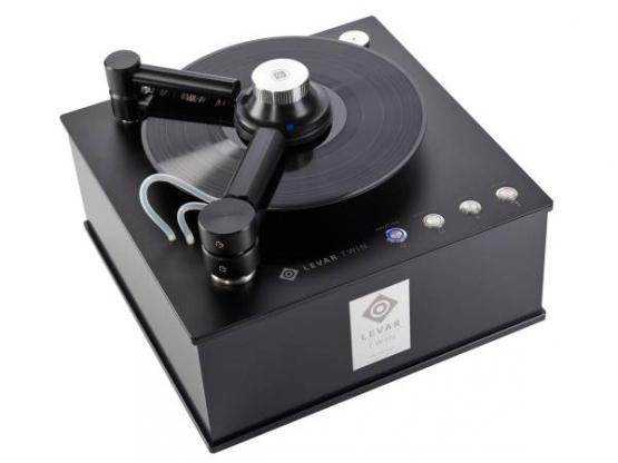 Levar Twin Plattenwaschmaschine Record Cleaning Maschine