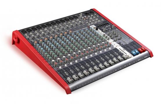 PROEL M1622USB, 16Kanal 4Bus Mixer