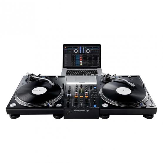 Pioneer 2 x PLX-1000 + DJM-450 DJ Set