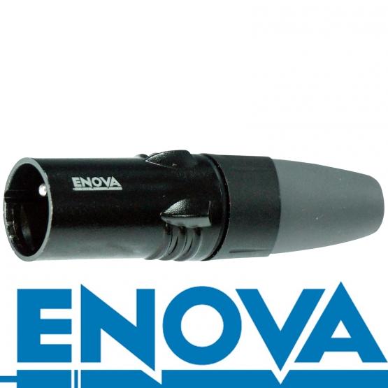 ENOVA XLR M auf Klinken 3 pin Kabel Analog & Digital  10 m