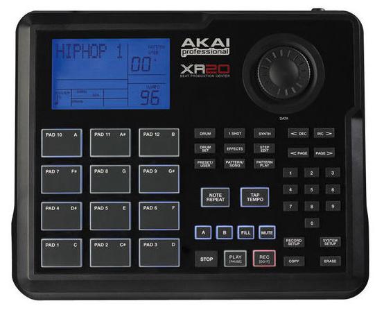 Akai XR20 - Drum Computer