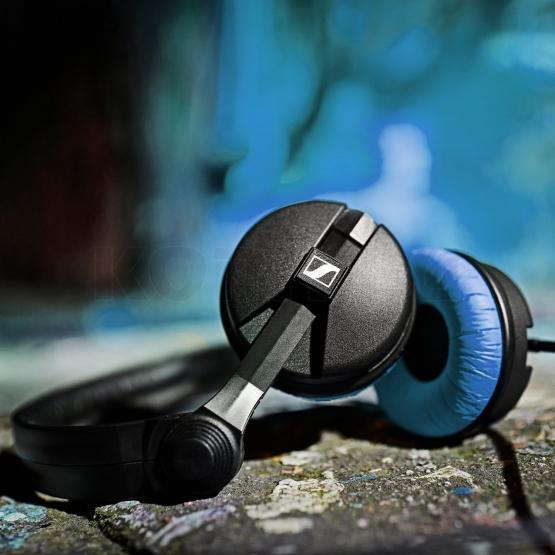 Sennheiser HD 25 Blue limited Edition
