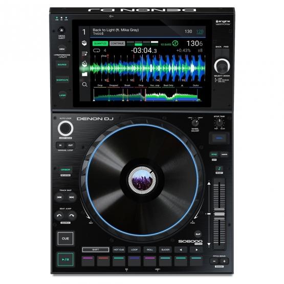 Denon Prime 2x DJ SC6000M +  DJ X1850 Set - Bundle
