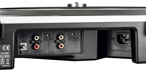 Technics SL-1500C black + Ortofon, Bundle