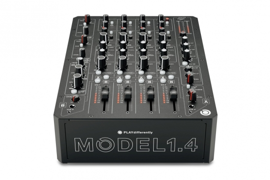 PLAYdifferently Model 1.4 - Analog Mixer