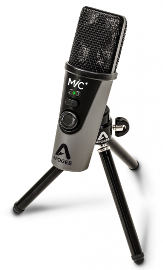Apogee MiC+ - USB Mikrofon