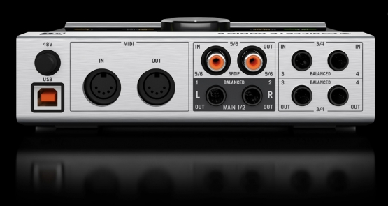 Native Instruments Komplete Audio 6 MKII - USB