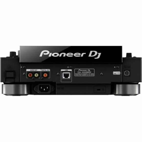 Pioneer PIONEER CDJ-2000 NXS2 - Mietpreis