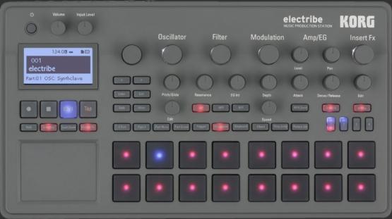 Korg Electribe 2