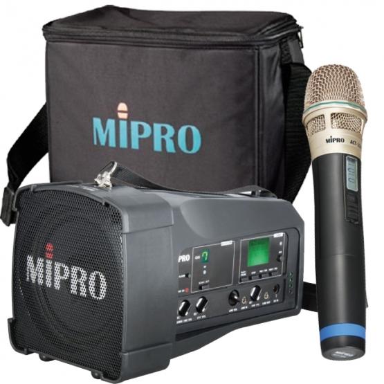 Mipro MA-100 SB Bundle + Mic + Tasche