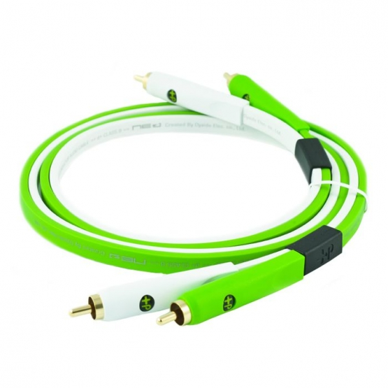 NEO by Oyaide +d classB RCA-RCA 1m - Chinch Kabel