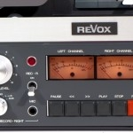 Revox B77 Bandmaschinen, 2 oder 4 Spur