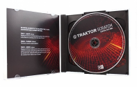 NI Traktor Scratch Control CD MKII (Paar) - Timecode CD