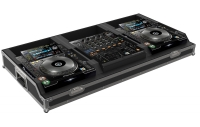 Pioneer  2x CDJ 2000 NXS2 + 1x DJM900NXS2 +Case, Set