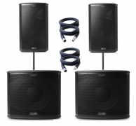 Alto Black 15 - PA Set - Showroom