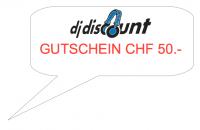 GUTSCHEIN / VOUCHER - CHF 50.-