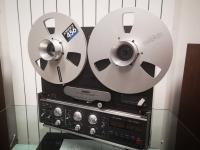 Revox B77, 2 Spur, revidierte Bandmaschinen