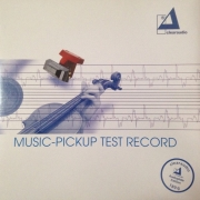 ClearAudio Music Pickup Test Record