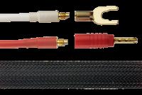 Eagle Cable Serie Condor Performance 2m - HiFi Lautsprecher Kabel