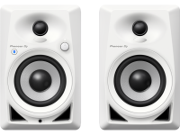 Pioneer DM-40 BT weiss - Bluetooth Aktiv Monitor
