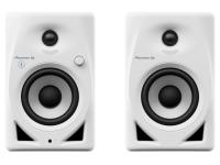Pioneer DM-40 BT weiss - Bluetooth Aktiv Monitor