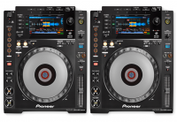 Pioneer CDJ-900 NXS - Set 2 Player