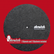 Dr. Suzuki 12 Skratch - Slipmats (Paar)