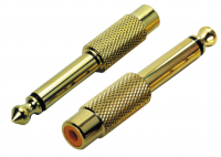 Contrik Adapter ACFP6M - Jack/RCA (Stückpreis)