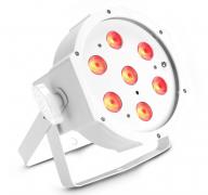 CAMEO FLAT PAR TRI 3W IR weiss - LED Spot