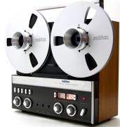 Revox A-77, 4-Spur Bandmaschine