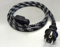 Inakustik 00716101 Referenz Netzkabel AC-1502, Schuko