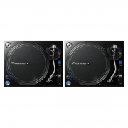 Pioneer 2 x PLX-1000 + Pioneer DJM-250MK2 DJ Set
