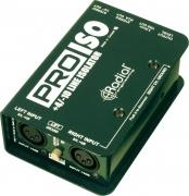 Pro ISO Radial Stereo Signalwandler