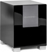 Quadral QUBE 8 BLACK, Subwoofer