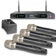 MIPRO Quadchannel H-Mik ACT 2414A-H Set