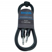 ENOVA Klinken 2 pin Kabel Analog & Digital  0.5 m