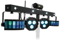 Miete - Rental, LED KLS Laser Bar FX Lichtset