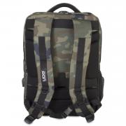 UDG Ultimate Backpack U9108BC/OR Slim Black Camo/Orange Inside