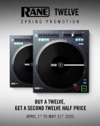 Rane DJ Twelve Doppelpack special Promo